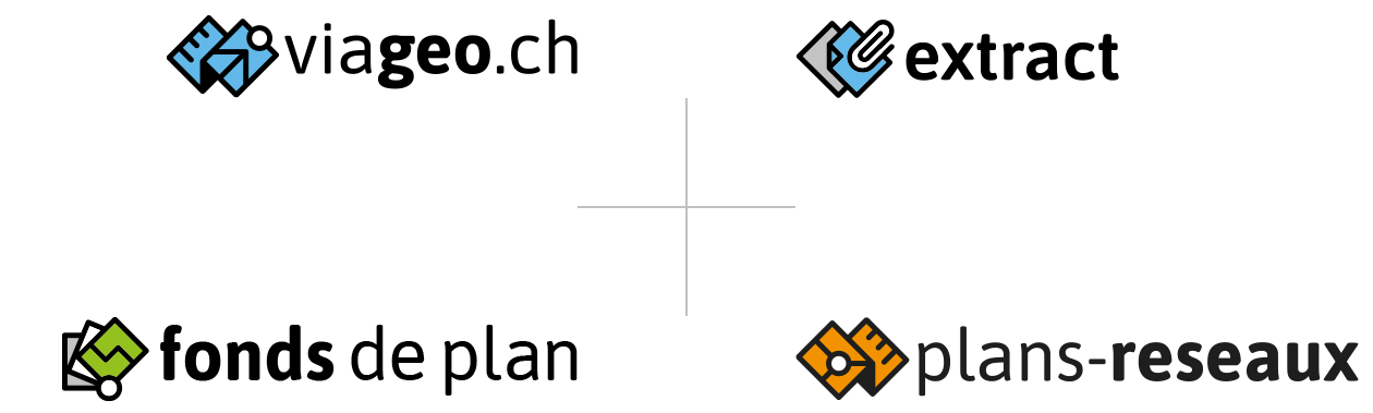 4 logos de l'association ASIT