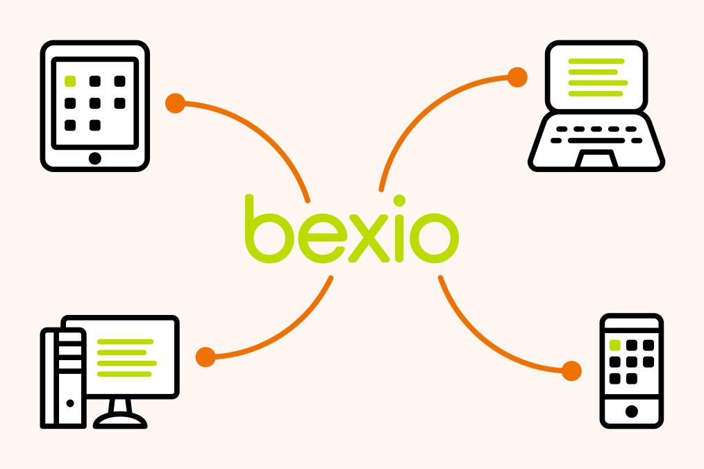 Logo Bexio