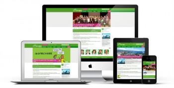 Un nouveau site web pour les Verts genevois