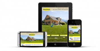 Les maisons Prologis sur tablette et smartphone