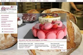 Rocco Guerrazzi, boulanger-pâtissier à Genève