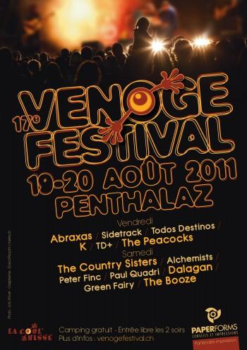 Venoge Festival 2011