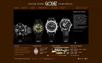 Horlogerie - Bijouterie Golaz à Morges