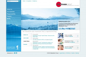 Debiopharm, groupe pharmaceutique