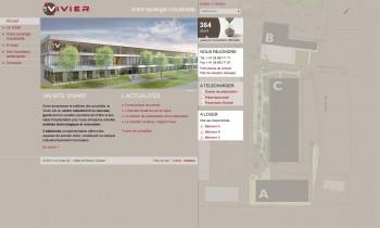 Le Vivier, un centre industriel d'un nouveau genre