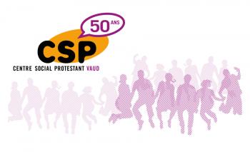 Mini-site anniversaire du CSP Vaud