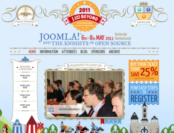 inetis au Joomla and Beyond 2011