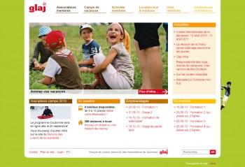 GLAJ, Groupement de liaison des activités de jeunesse
