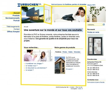 zurbuchensa.ch, un nouveau site