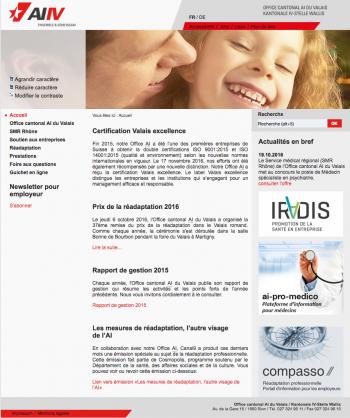 aivs.ch, un site internet pour tous