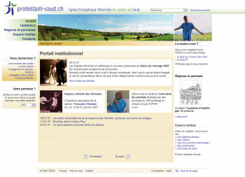 protestant-vaud.ch en ligne