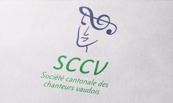 Nouveau logo pour la société Cantonale des Chanteurs Vaudois