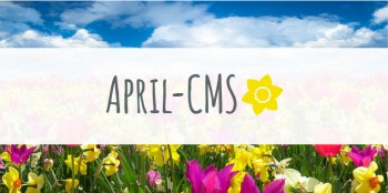 Say Hello to the NEW AprilCMS