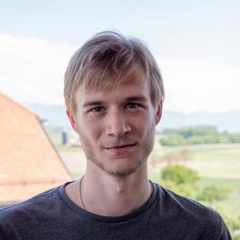 Olin, étudiant développeur HES… tout droit venu des Alpes